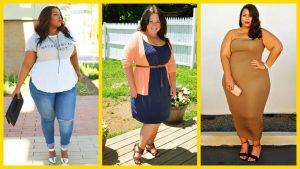 Looks de verano para mujeres talla grande